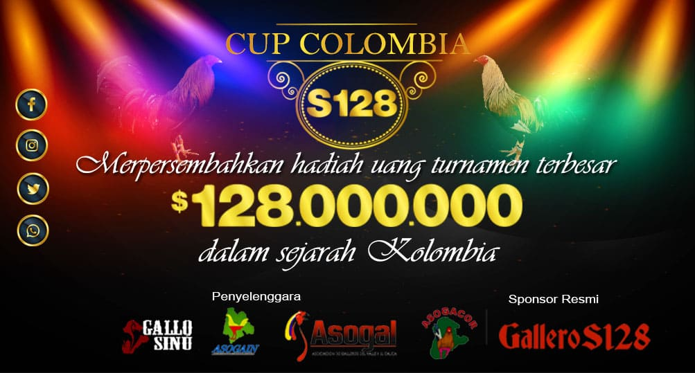 cup colombia